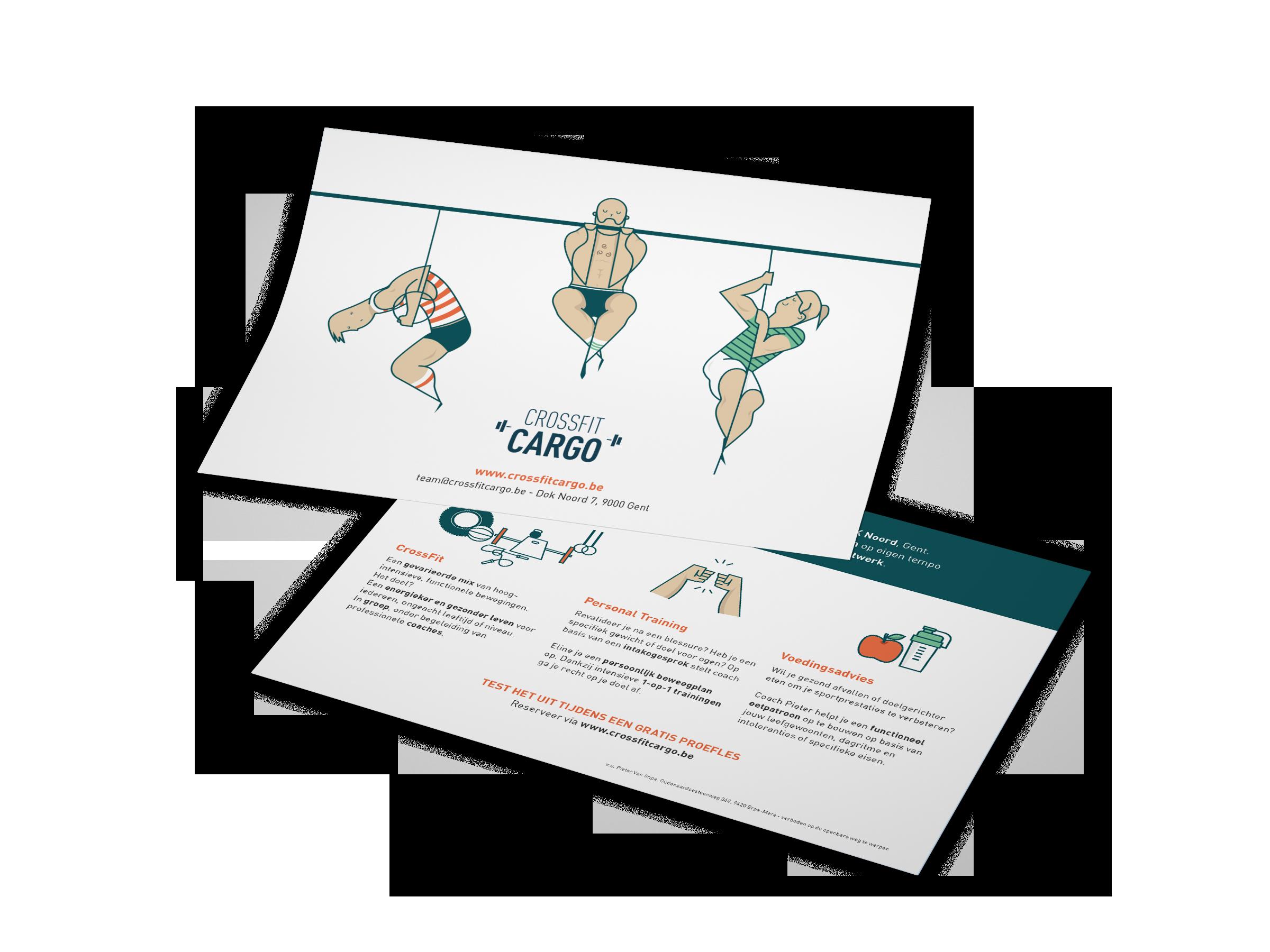 Flyer CrossFit Cargo